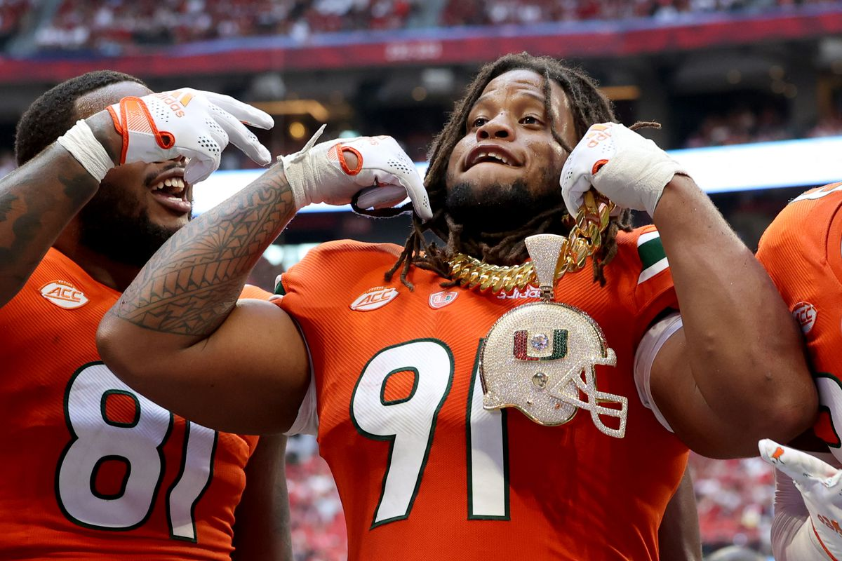 NCAA Football: Alabama at Miami