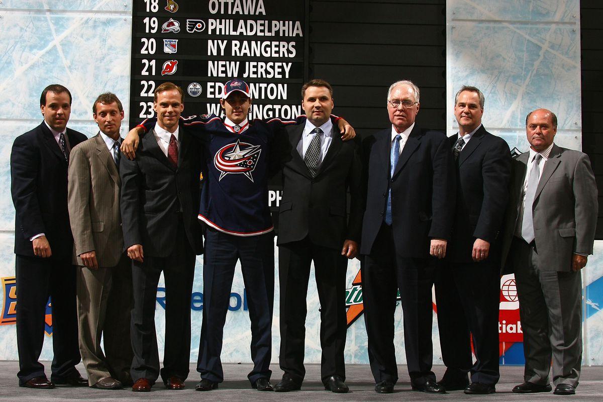 2008 NHL Entry Draft, Round One