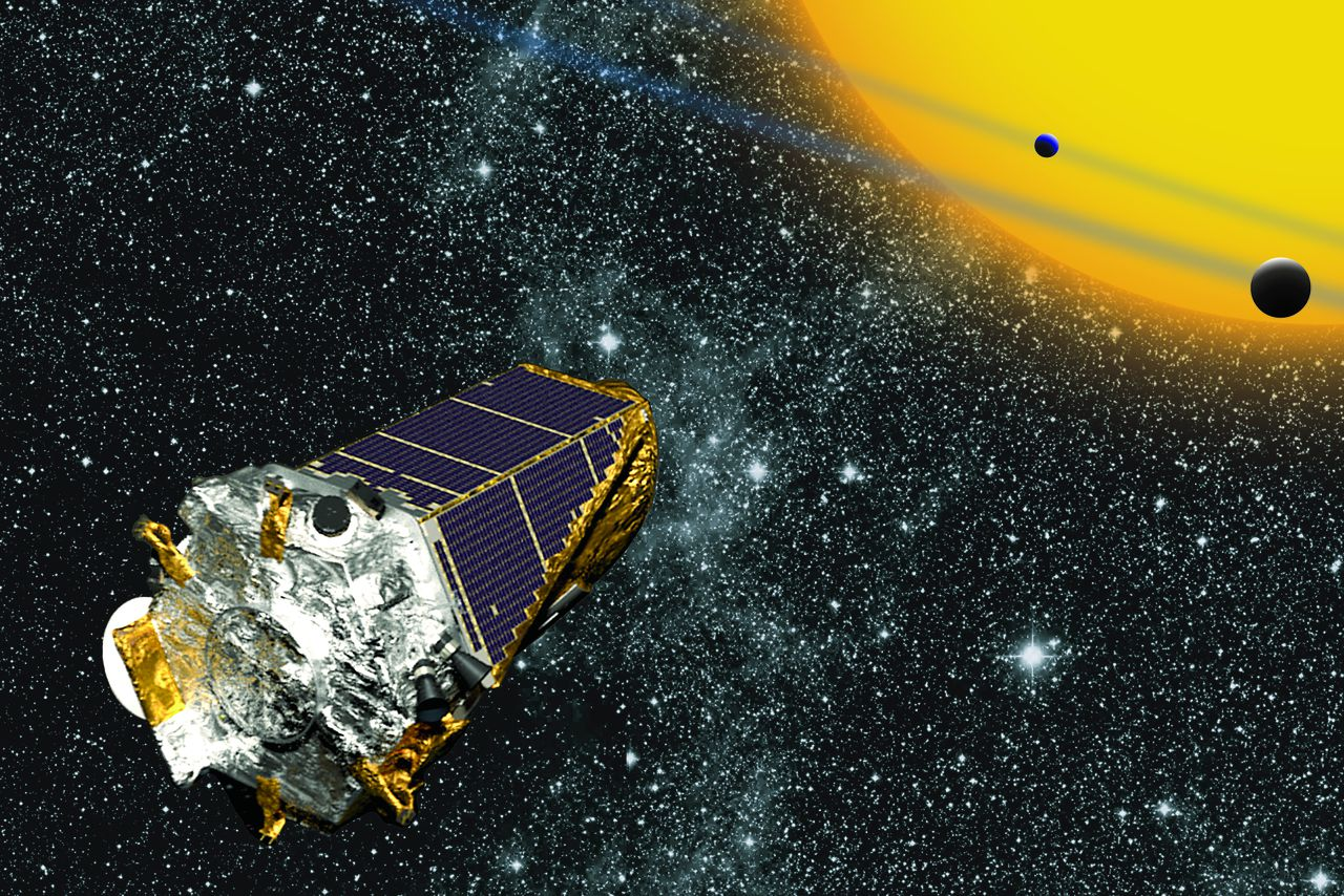 How NASA harnessed sunlight to revive its planet-hunting ...