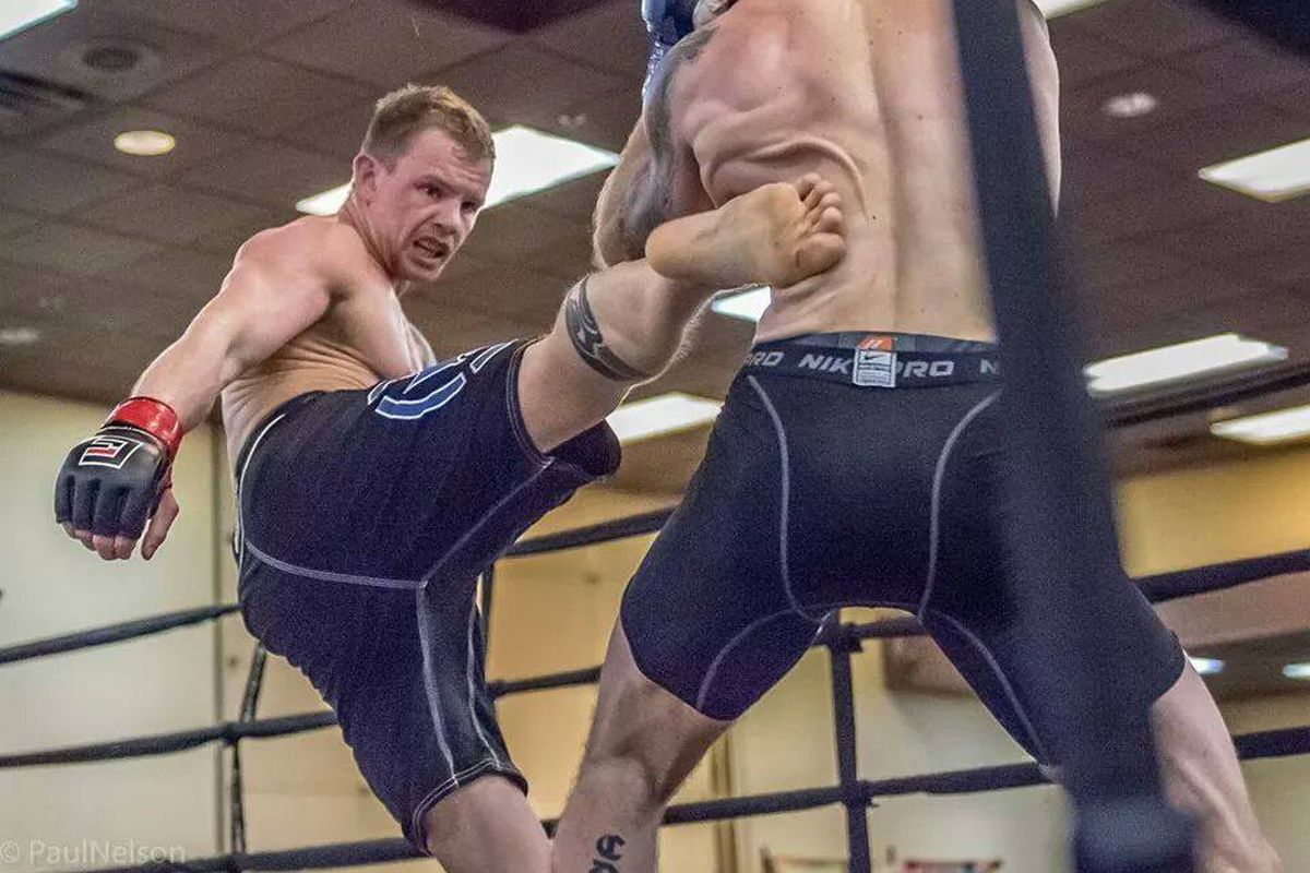Austin Springer's kicks pack a serious punch.