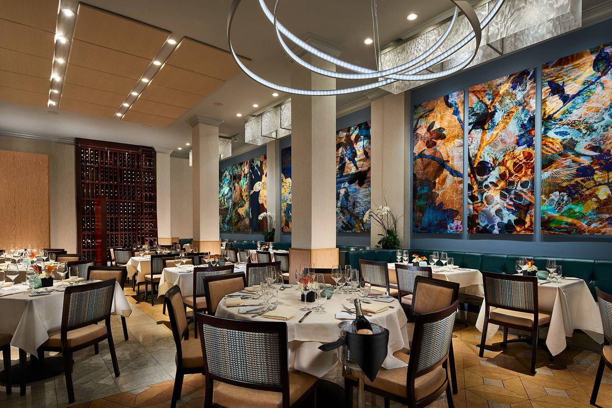 Nine Ten Restaurant Revamps In La Jolla Eater San Diego