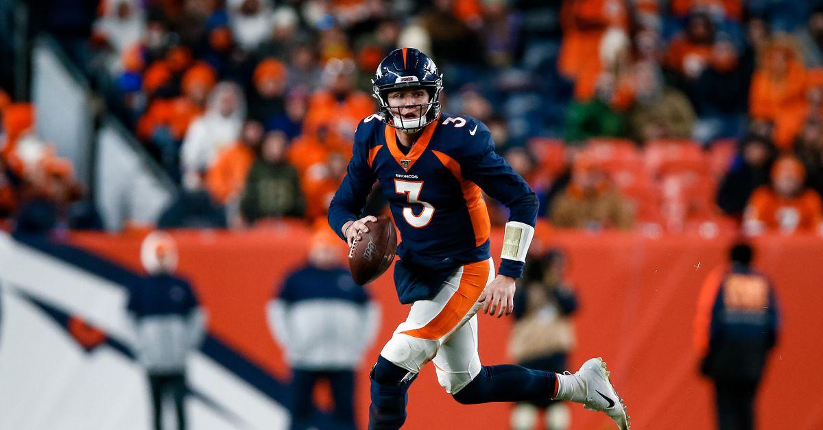 Week 14: Broncos at Texans - Live updates