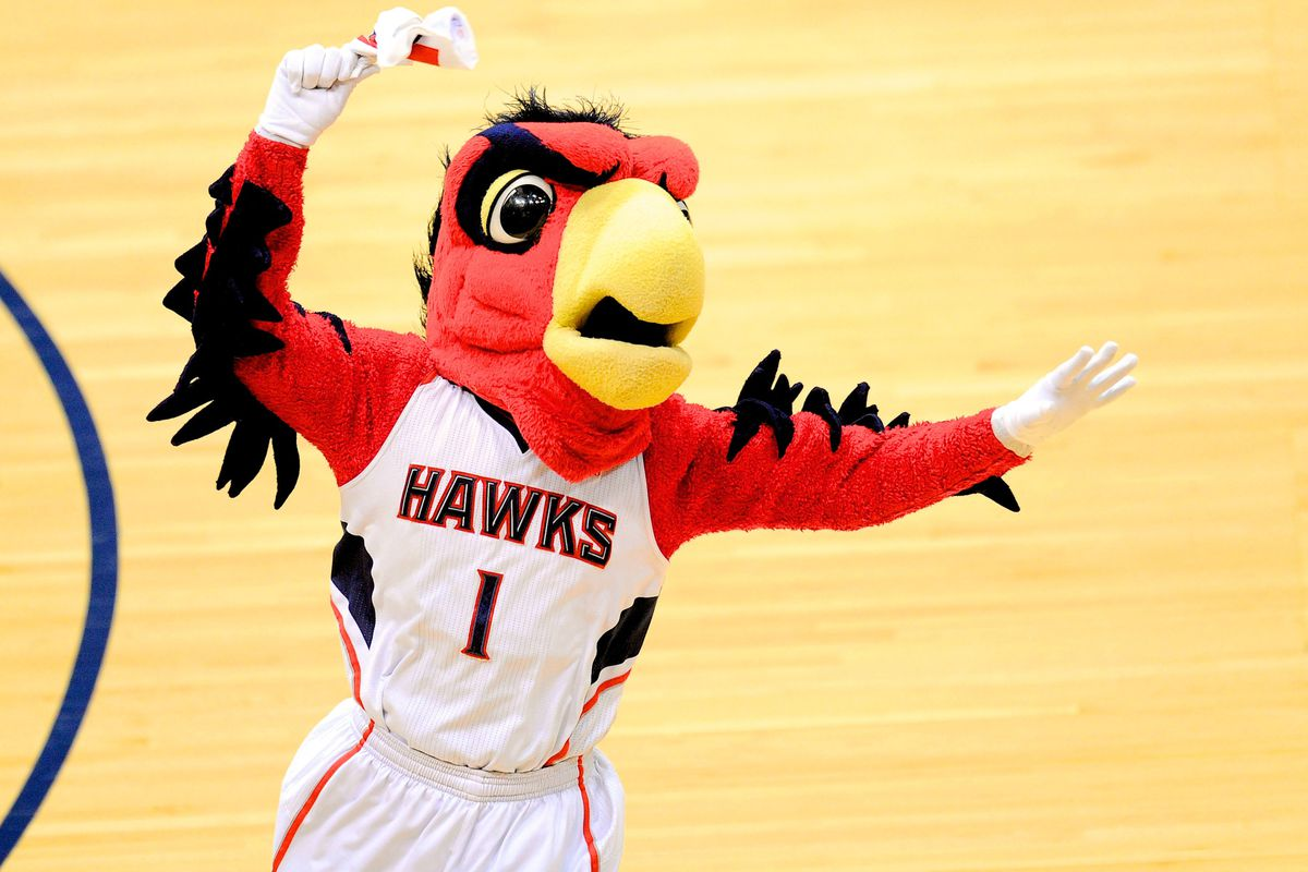 The logo might change, but one thing is for sure: Harry the Hawk better not be going anywhere!