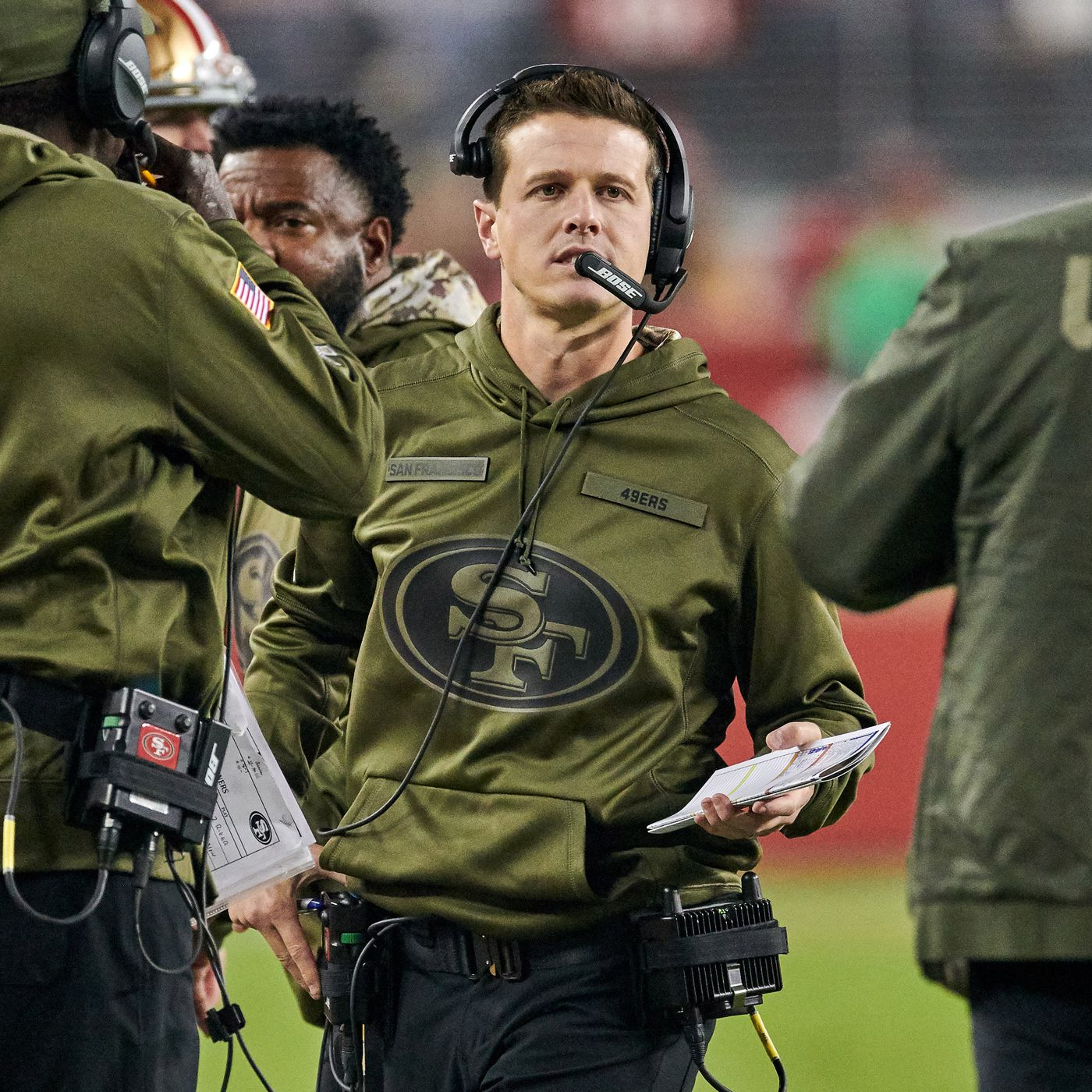 San Francisco 49ers offseason: Saleh expected to hire passing game  coordinator Mike LaFleur as Jets' offensive coordinator - Niners Nation