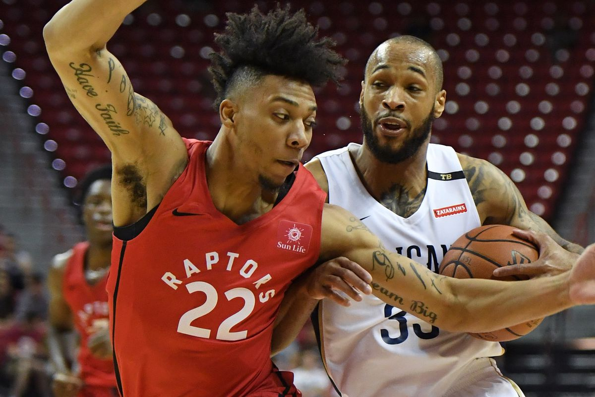 2018 19 Player Preview Malachi Richardson Down On The Depth Chart