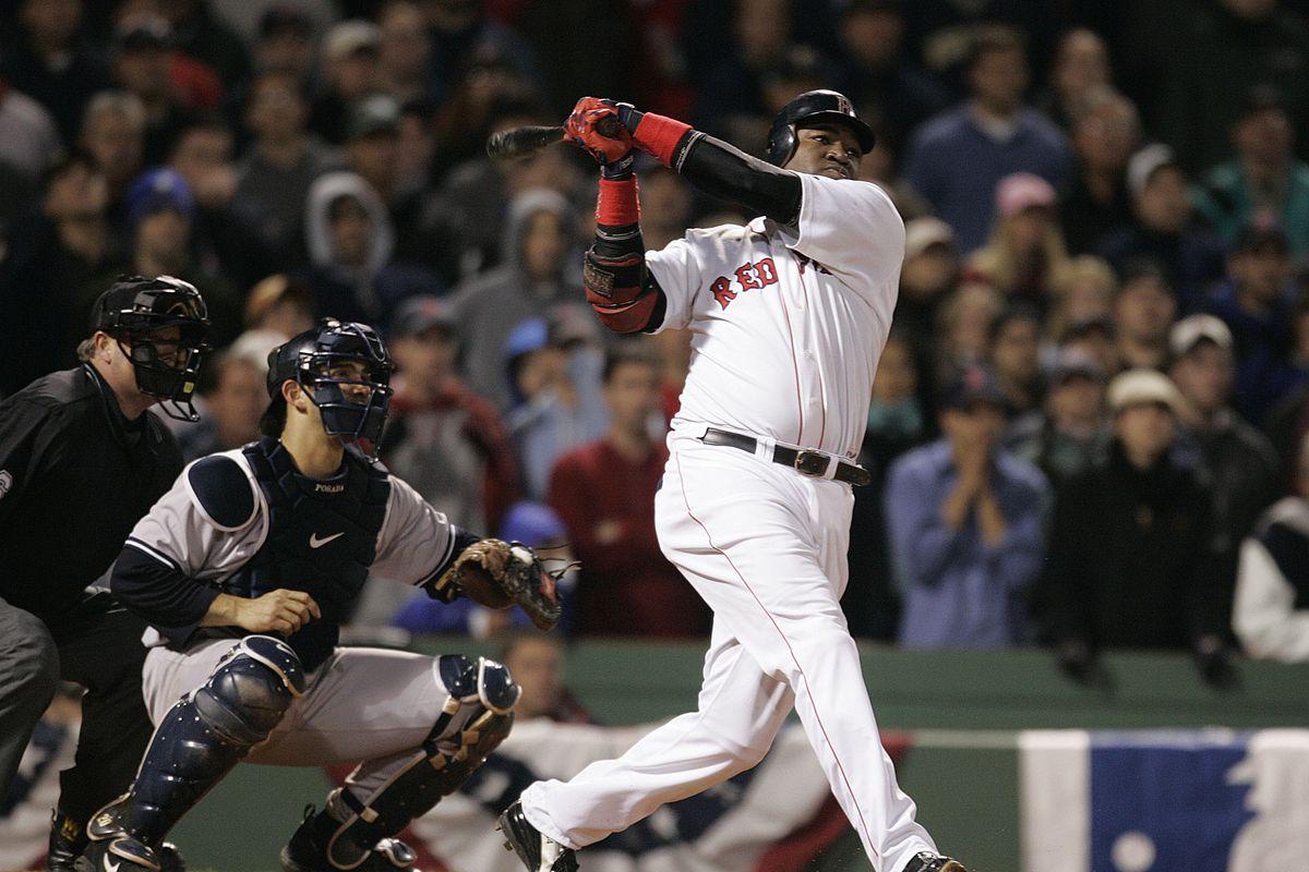 American League Championship Series - New York Yankees vs Boston Red Sox - Game 4