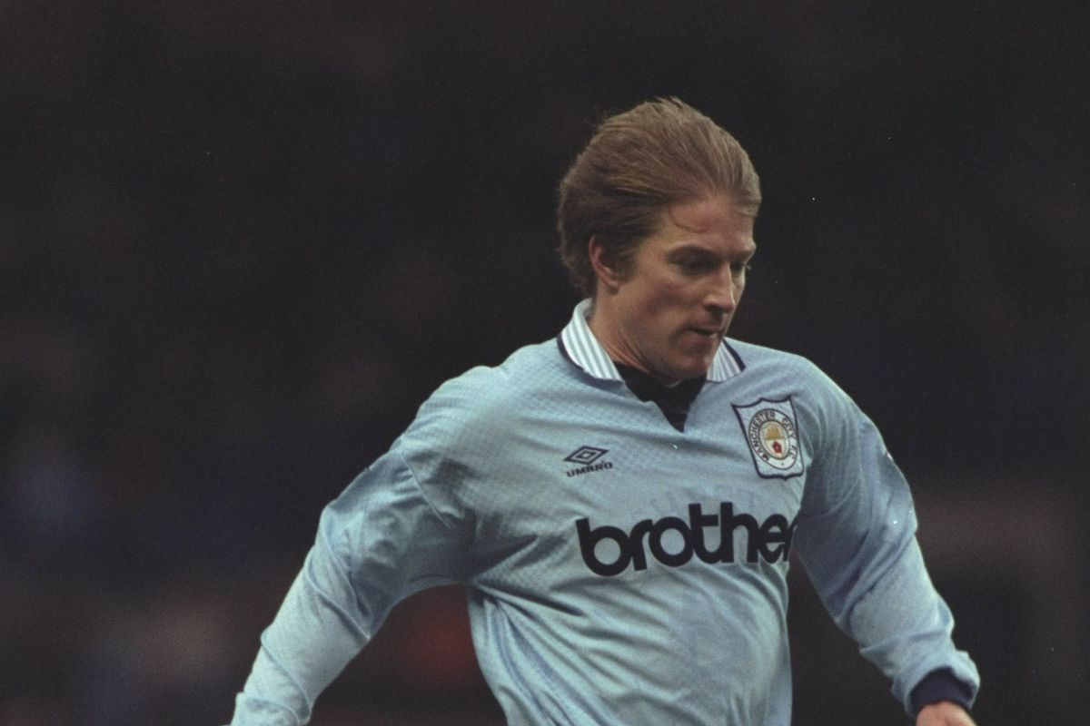 Ian Brightwell of Manchester City