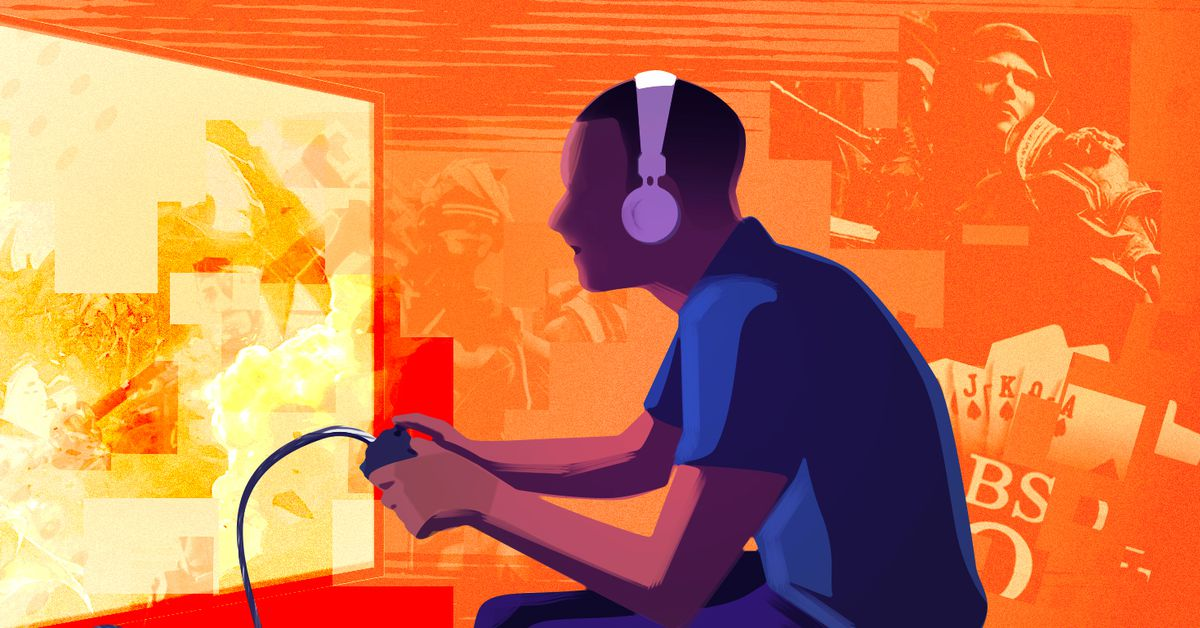 """Video game addiction and """"gaming disorder,"""" explained - Vox"""