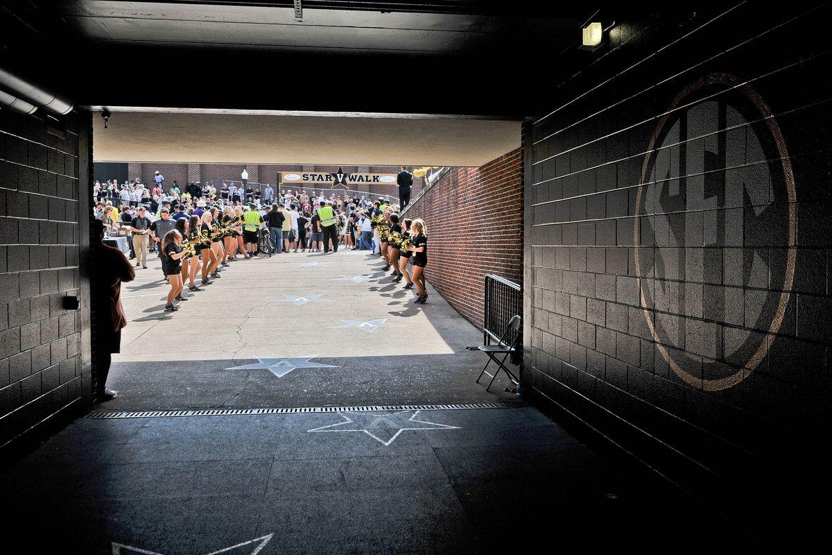NCAA Football: Austin Peay at Vanderbilt