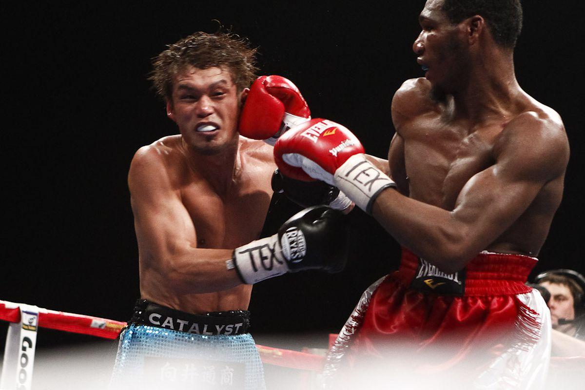 left hook boxing