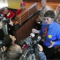 """<a href=""""http://eater.com/archives/2011/05/18/watch-a-man-eat-his-25000th-big-mac.php"""" rel=""""nofollow"""">Watch a Man Eat the 25,000th Big Mac of His Life</a><br />"""