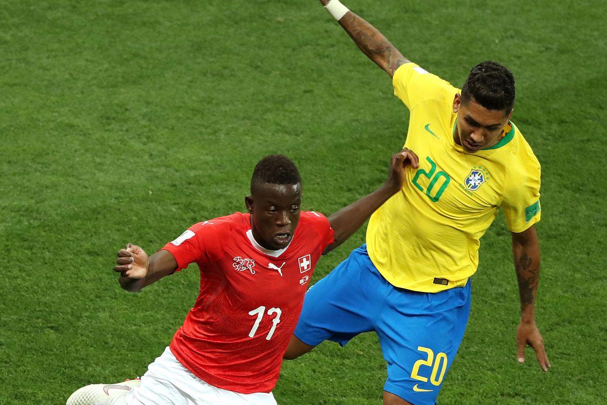 Brazil v Switzerland: Group E - 2018 FIFA World Cup Russia