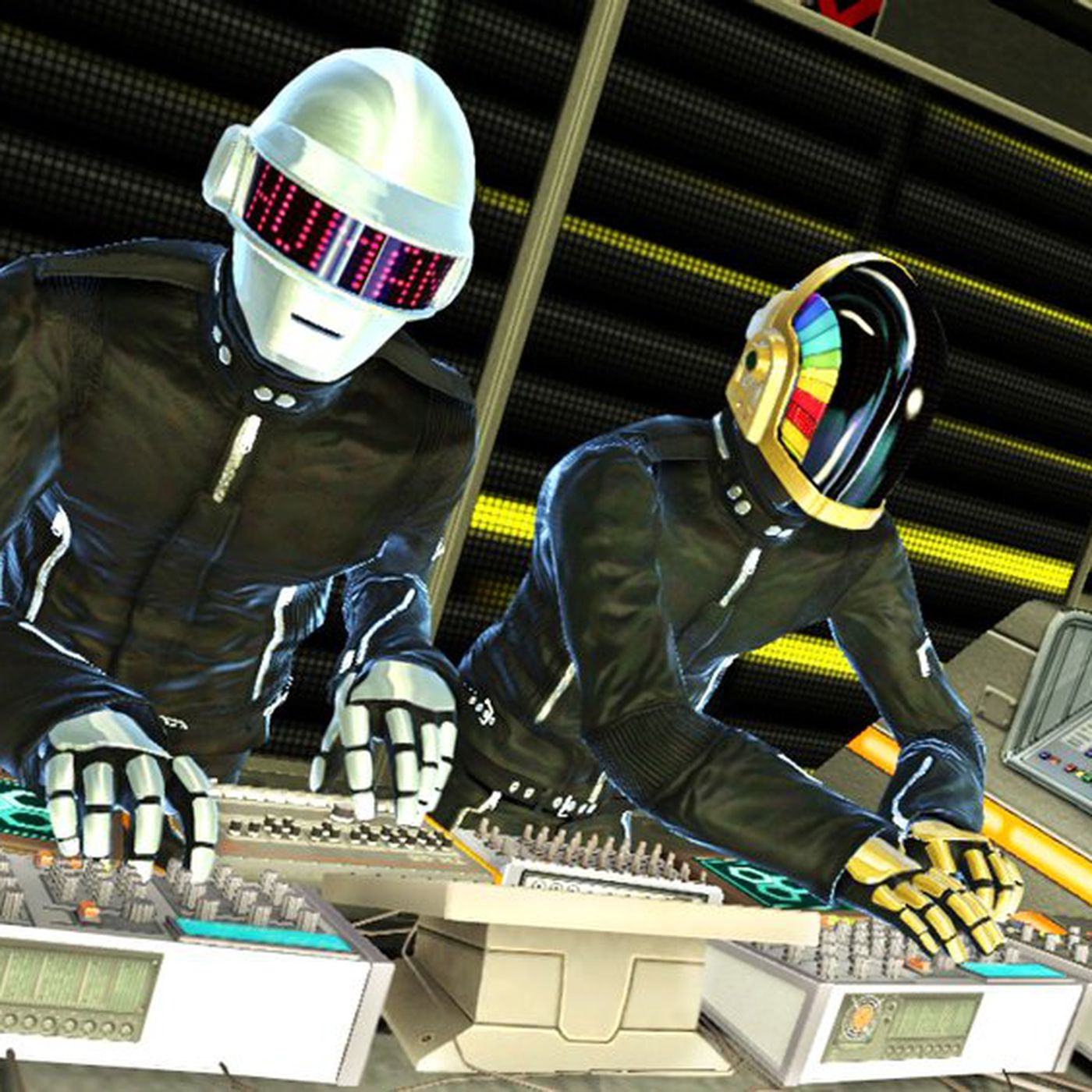 Daft Punk may have split up, but at least we have DJ Hero - Polygon