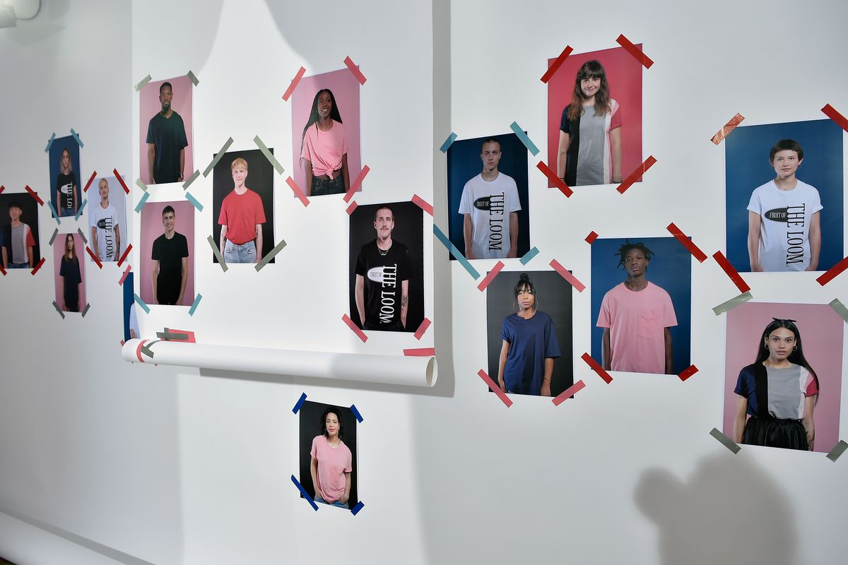Cedric Charlier Fruit of the Loom t-shirts