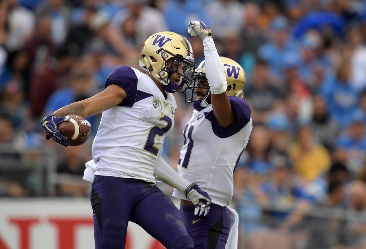 NCAA Football: Washington at UCLA