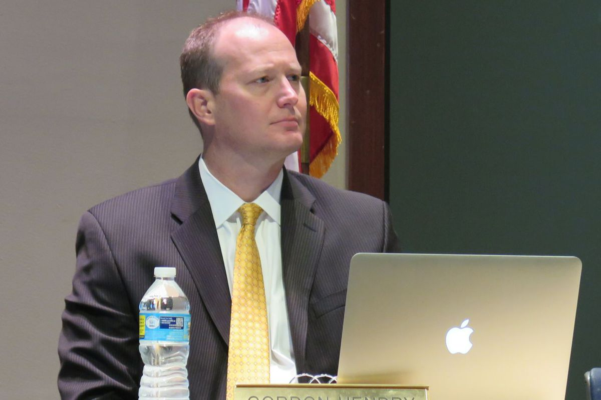 Indiana State Board of Education member Gordon Hendry proposed the resolution to create the committee.