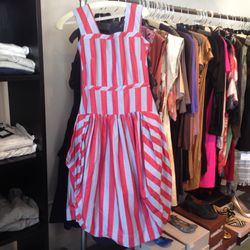Vivienne Westwood striped dress, $373 (down from $1495)
