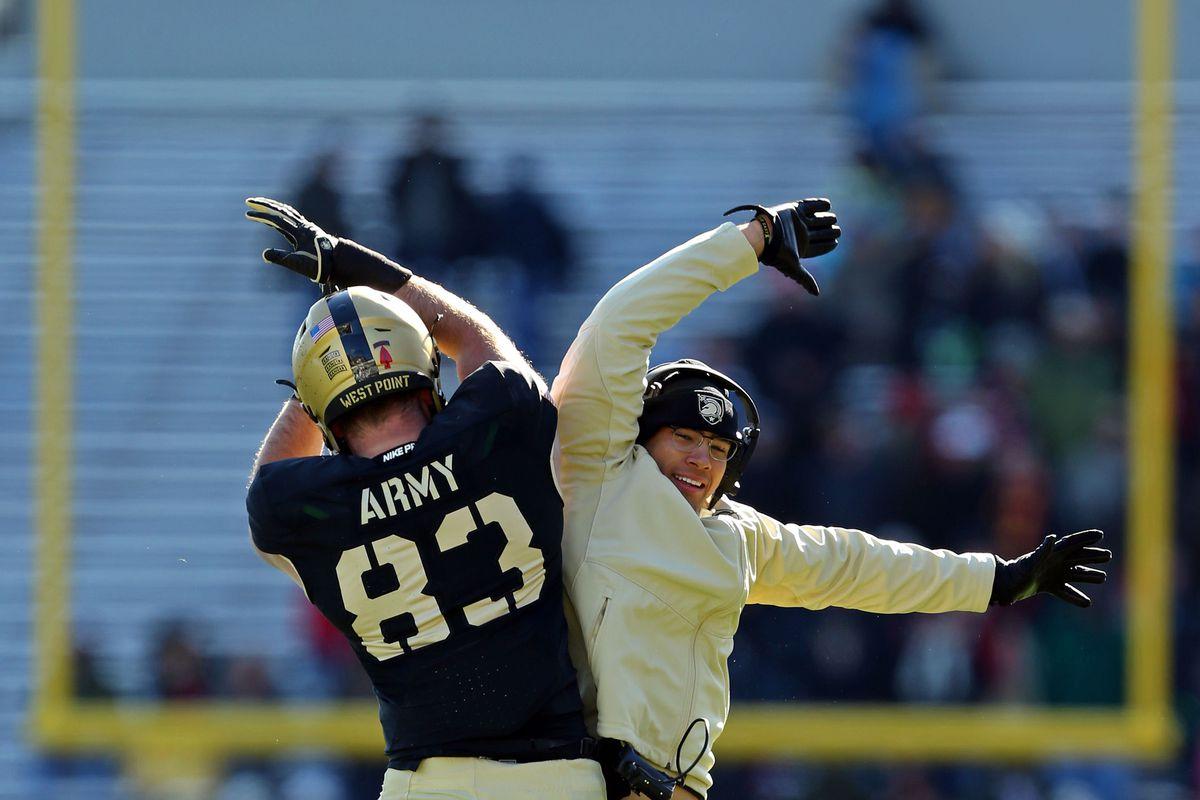 NCAA Football: Virginia Military at Army