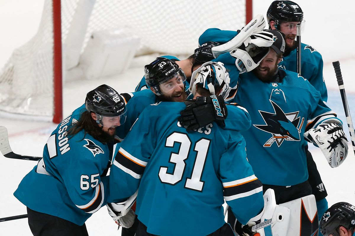 NHL Postseason Caterwaul: Sharks and Bruins advance to next