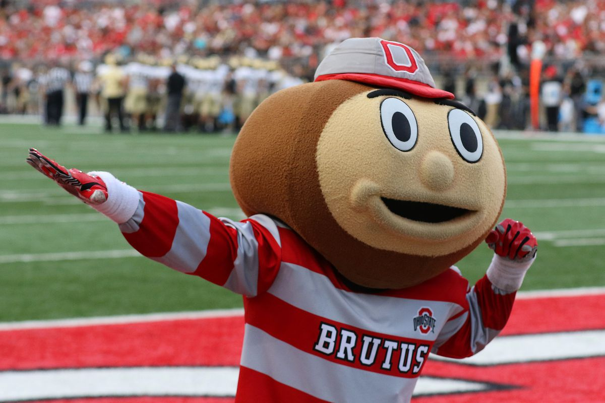 Column: Sports Illustrated college mascot rankings were wrong, Brutus Buckeye
