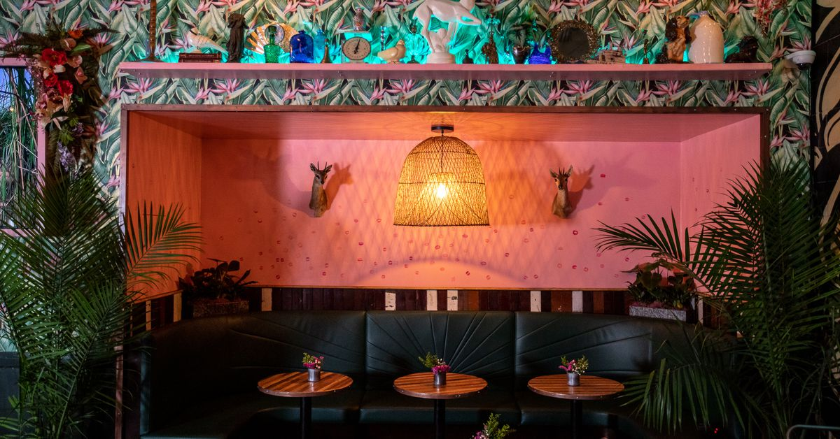 First Look The Skip S Gets A Tiki Bar Makeover In