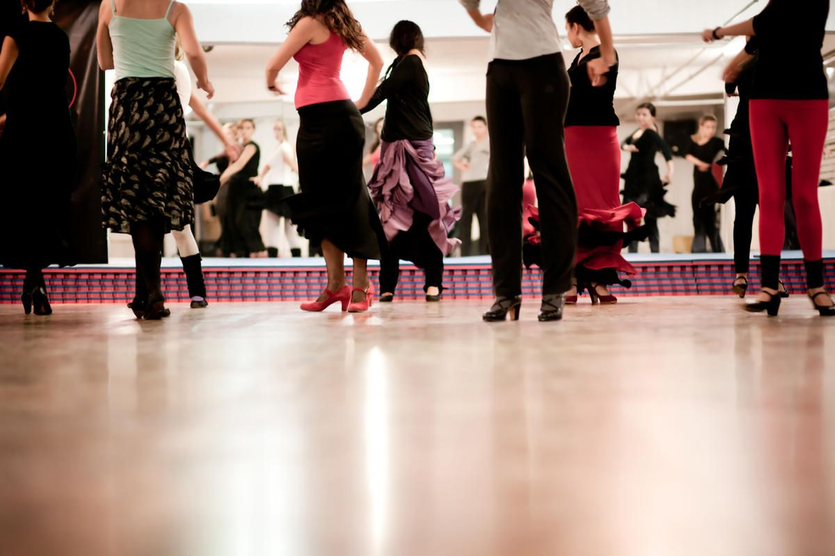 """FILE""""""""Ballroom Utah is teaming with the Salt Lake County Library to host free adult dance classes at various locations through mid-August, allowing participants to learn the foxtrot, tango, waltz, salsa, rumba, cha-cha and swing."""