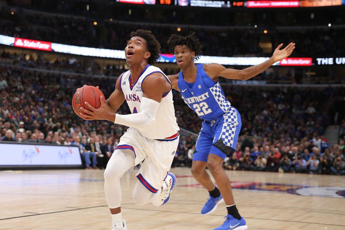 Uk Basketball: Kansas Vs. Kentucky Final Score: Jayhawks Post 65-61