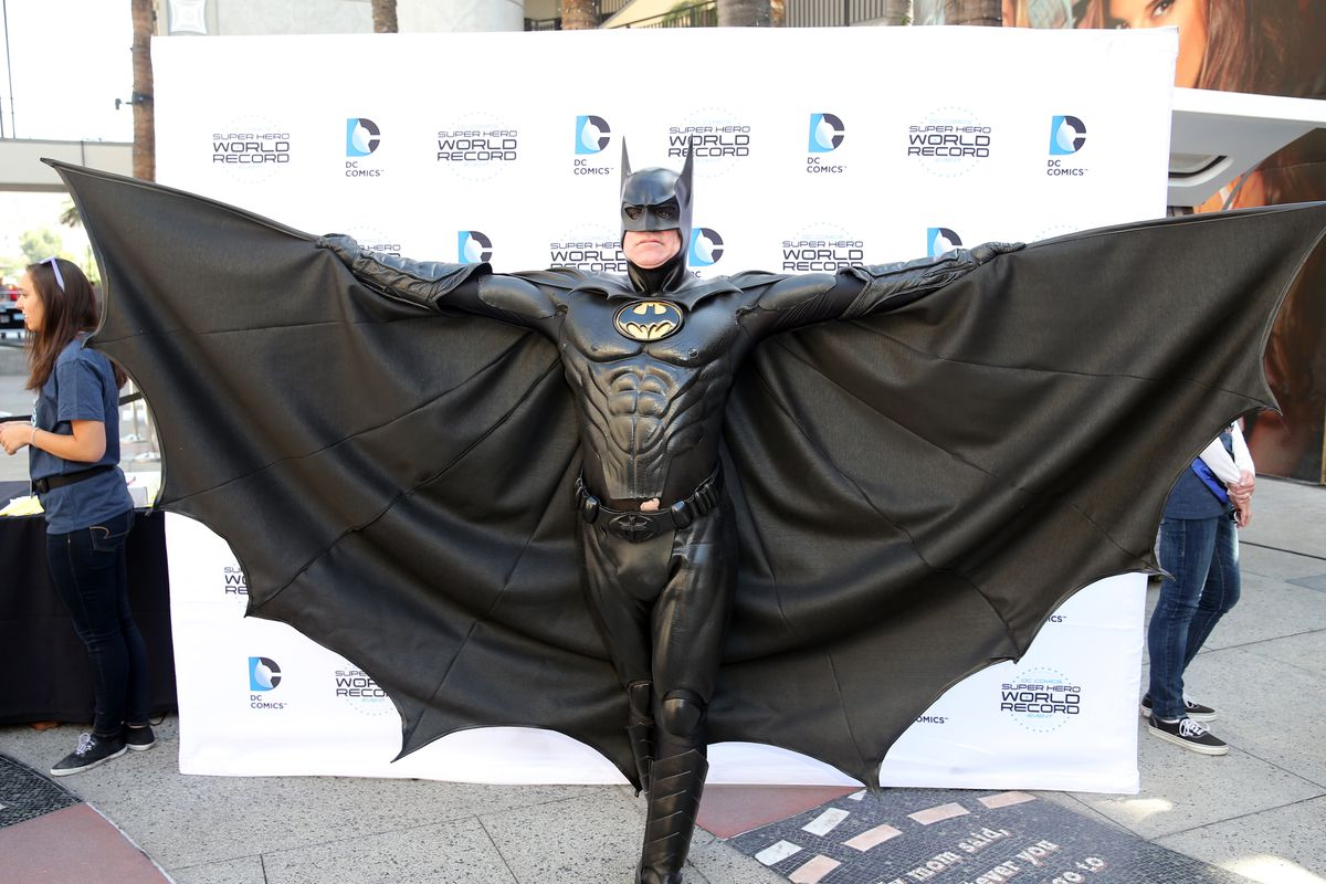Omar Bayless may be your next Batman