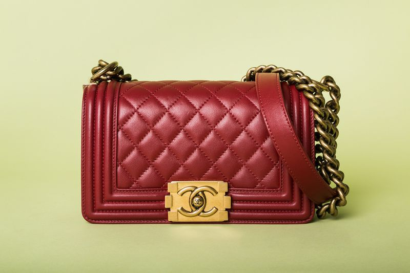f8596df2cb147 Check out their tips below—because even if you can t afford a Chanel Boy Bag