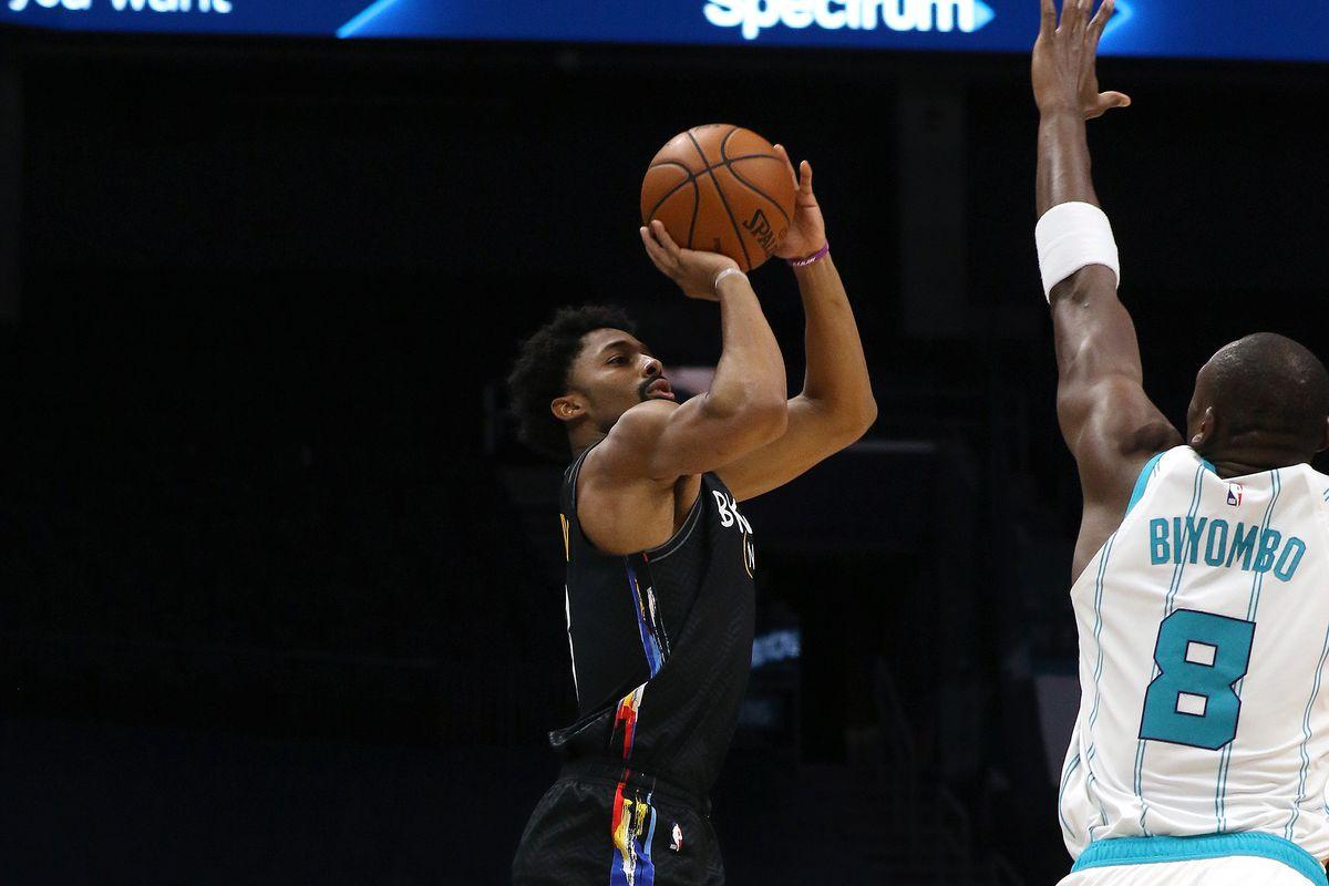 New Jersey Nets v Charlotte Hornets