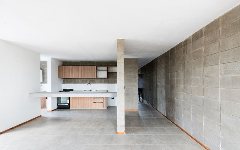 Concrete Walls For Homes : Concrete homes offer modern design on a budget in argentina curbed