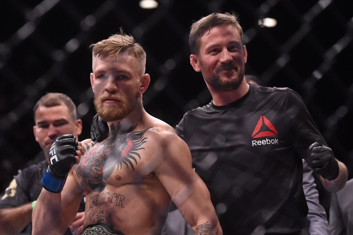 UFC 194: Jose Aldo v Conor McGregor