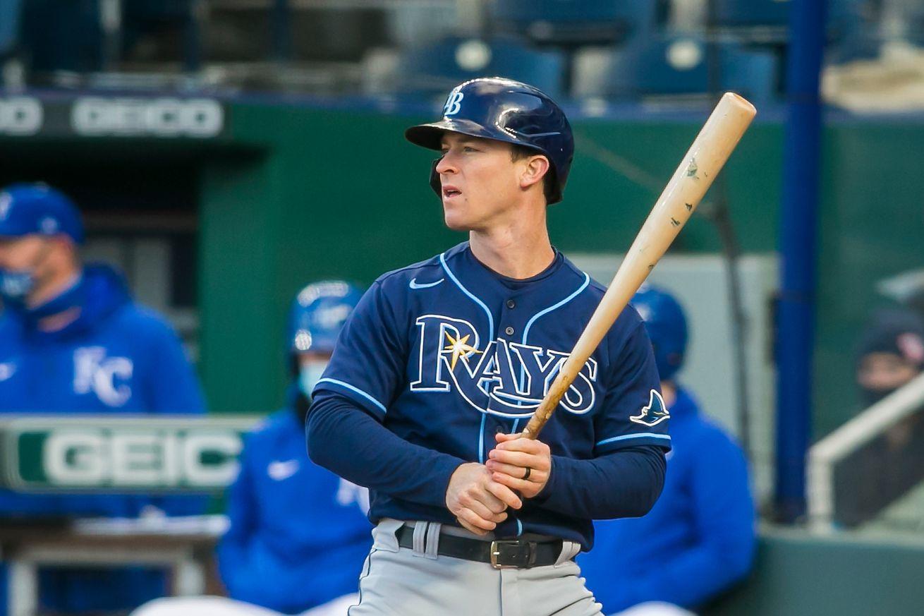 MLB: APR 20 Rays at Royals