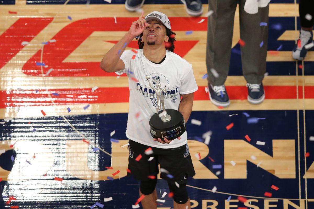 NCAA Basketball: Big East Conference Tournament-Creighton vs Georgetown