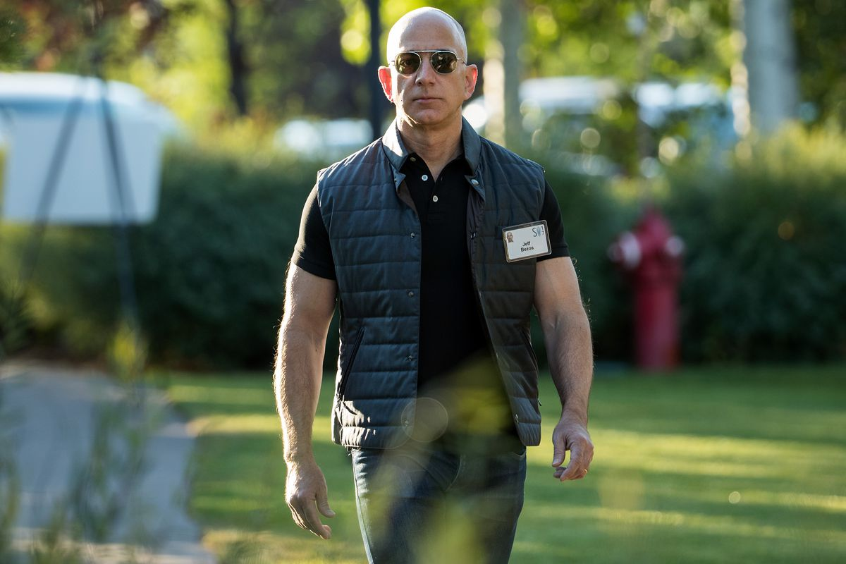 Amazon Employees Hope To Confront Jeff Bezos About Law Enforcement