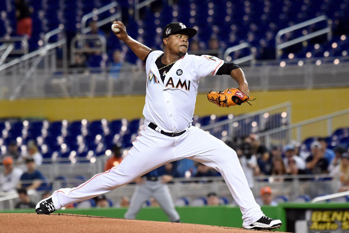 MLB: Tampa Bay Rays at Miami Marlins