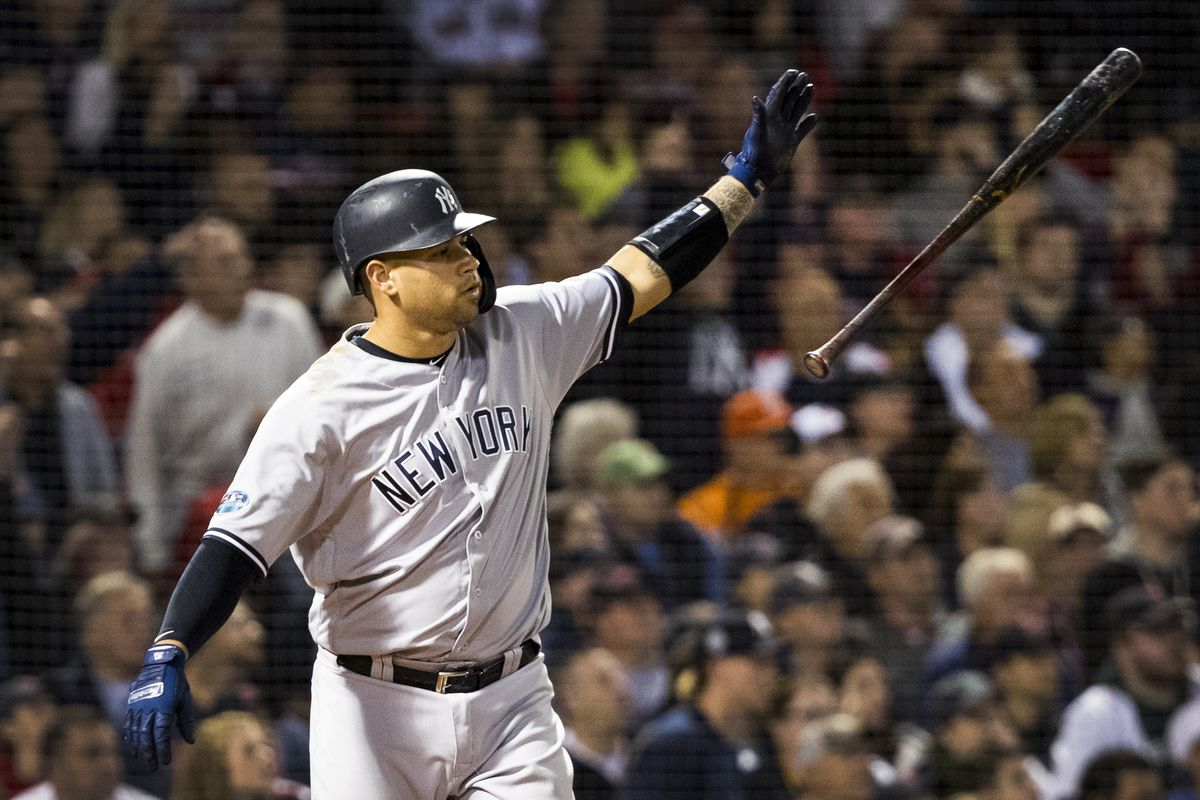 American League Division Series Game 2: New York Yankees v. Boston Red Sox