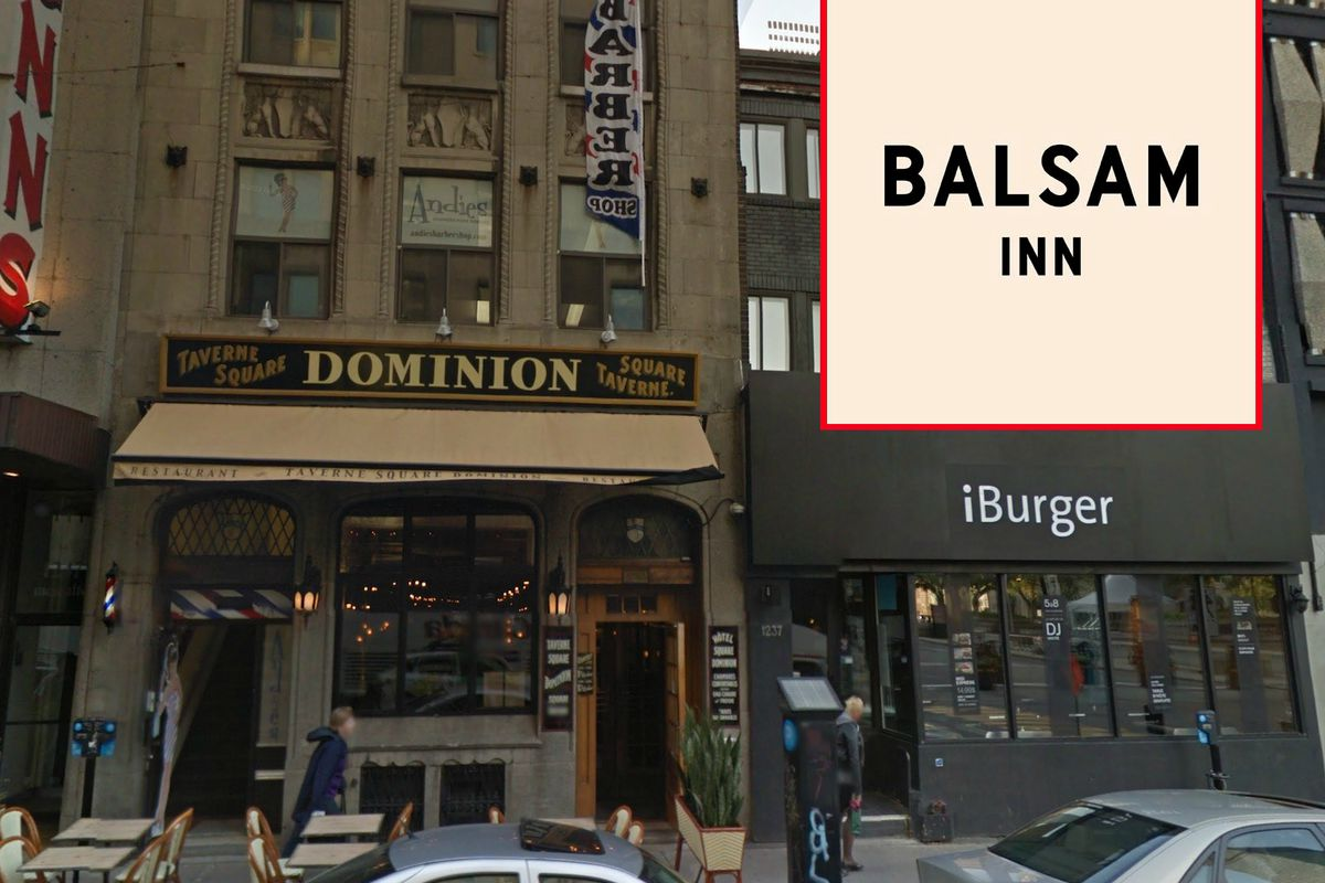 Dominion Square Tavern gets a worthy complement
