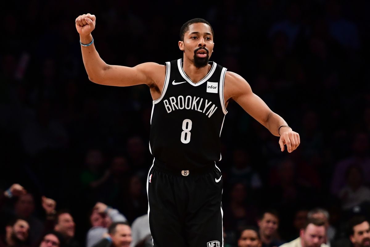 DINWIDDIE LEADS NETS TO IMPROBABLE COMEBACK OVER ROCKETS eb5cfc6b8