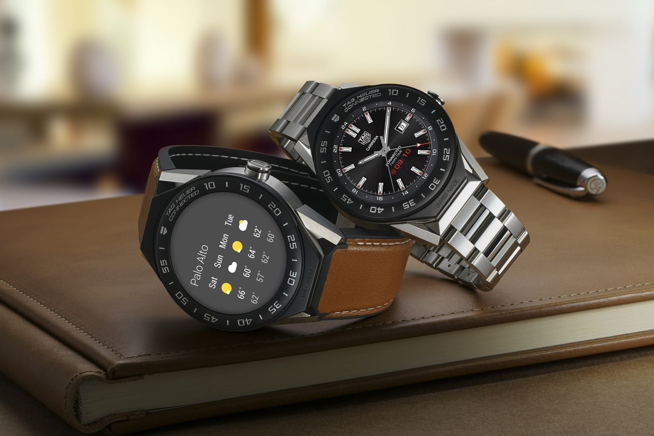 tag heuer s latest smartwatch is smaller and features customizable looks
