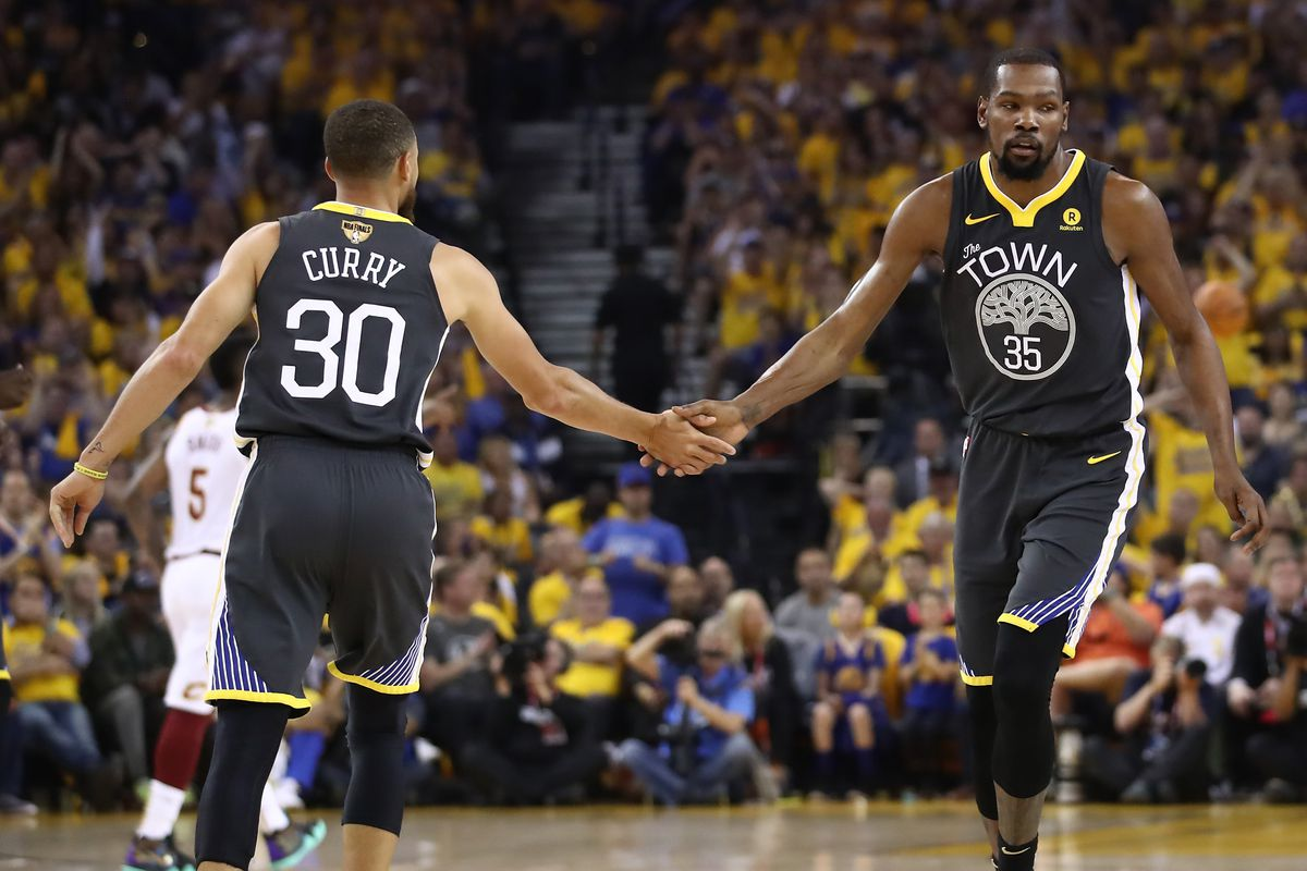 nba finals game 3  curry vs  durant is the only debate