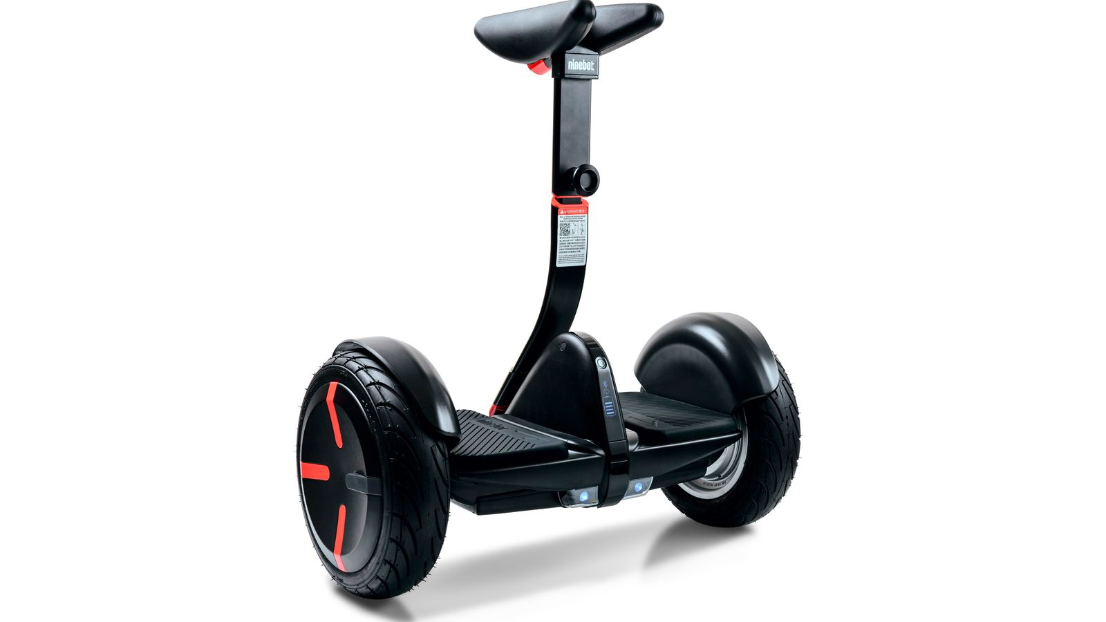 Surprise: Pairing your Segway Hoverboard to an App Isn't a Great Idea