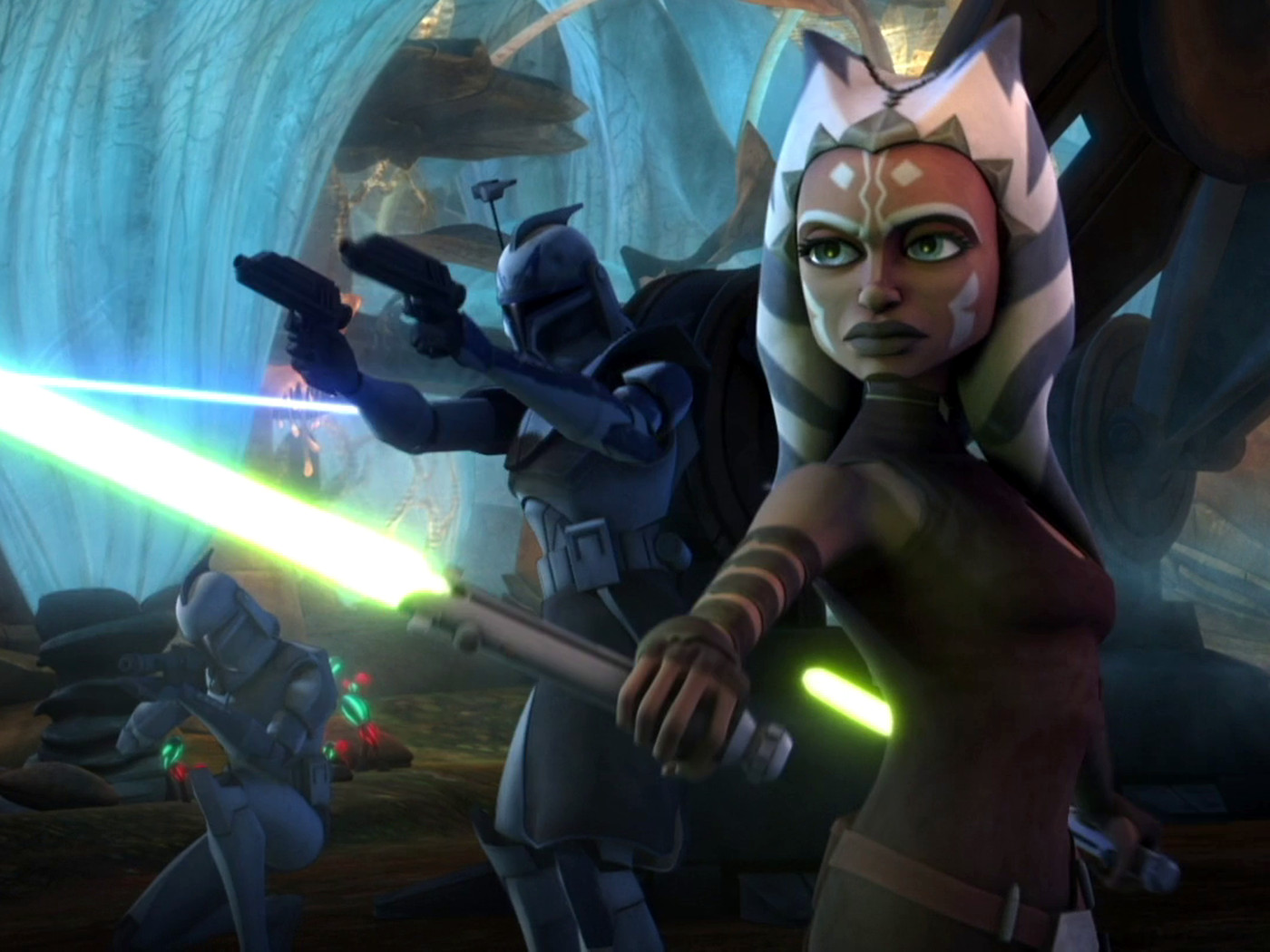 star wars the clone wars returns