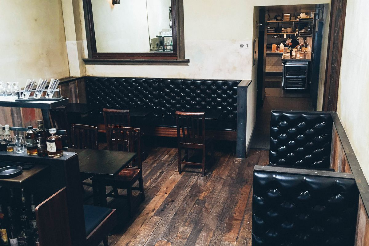 The remodel of Alembic's original space.