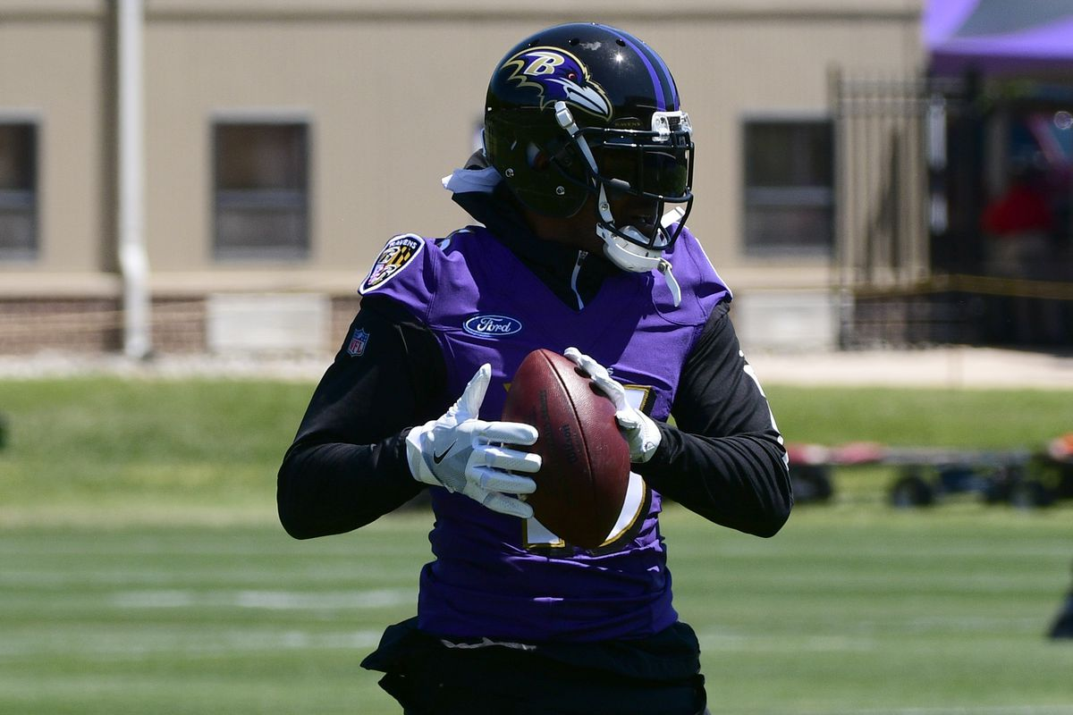Michael Crabtree Discusses New Beginnings With The Ravens Working
