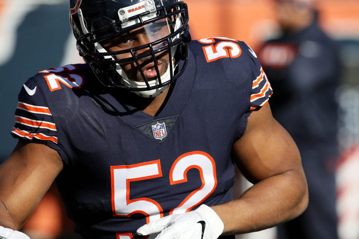 separation shoes 377fa 0af3c These five Bears are worthy Pro Bowl selections, and here's ...