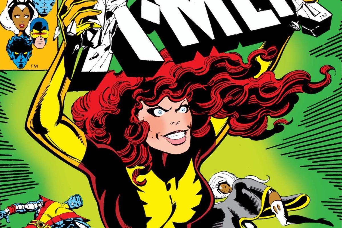 "Uncanny X-Men #135, the first installment of ""The Dark Phoenix Saga"""