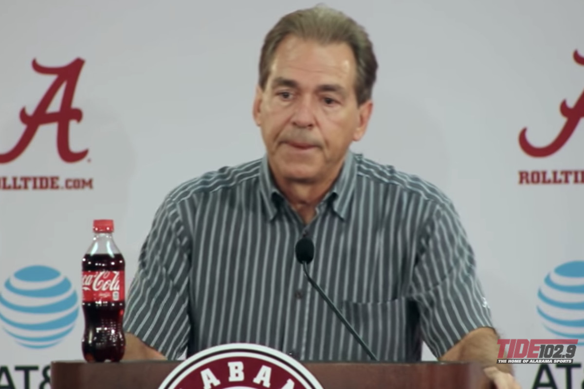 No, Nick Saban didn\'t say only conference champs can make Playoff ...