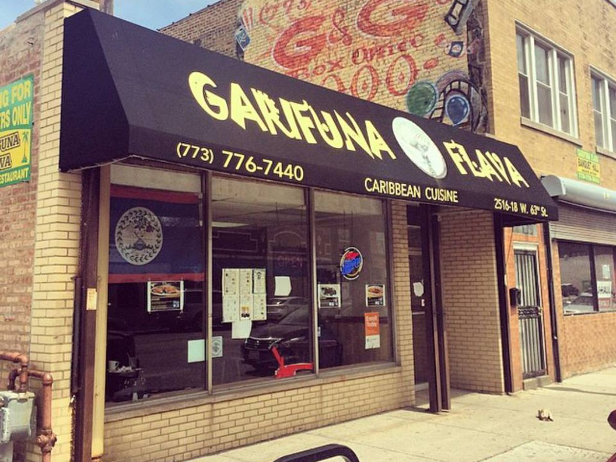 Head to Garifuna Flava for some Belizean food on the South Side.