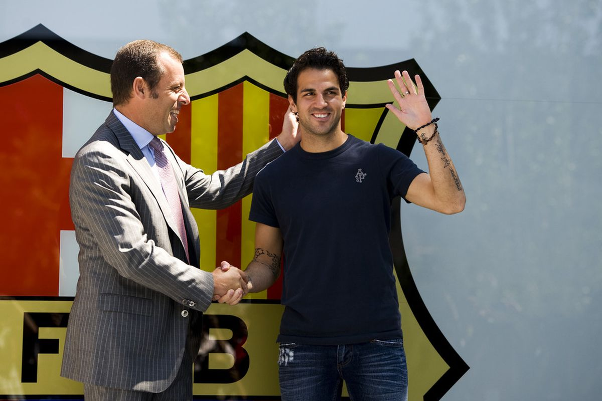 Rosell has a tough decision to make: Give Guardiola more power? Or risk losing him...